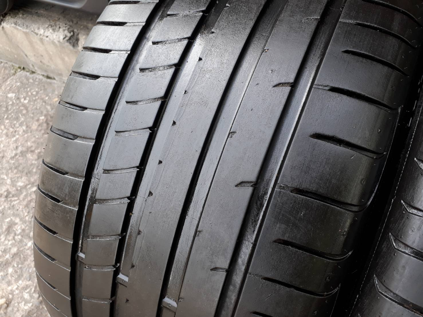 "Goodyear Eagle F1 18"" 1คู่ Made in germany"